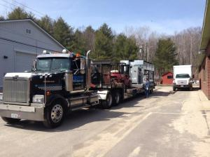 Pulling out of Ingersoll Arena