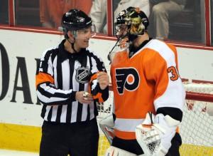 Casco Bay Coach and NHL Referee Wes McCauley