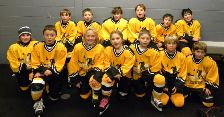 2011-12 Squirts Bruins
